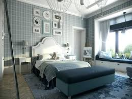 Schlafzimmer Einrichten Tapeten Inspirierend Blau Weis Wandfarbe Konzeption  Frisch Genial 15 Ba 1 4 Cherregal Tapete Schlafz