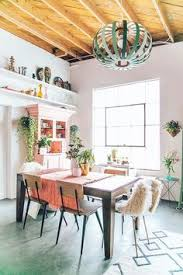 justina blakeney uses dashes of minty green in her lovely new studio e via west elm