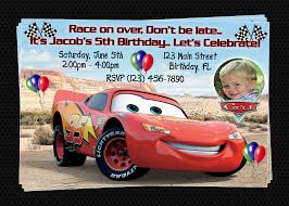 custom cars inspired birthday party invitations diy printable birthday invitation templates for boys for your party nice invitation template