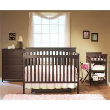 Furniture: Awesome Designer Baby Cribs With Thick Pink Feather Rug And  Contemporary Brown Chest Of