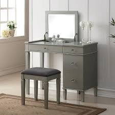 elegant makeup table. Elegant Makeup Vanity Table With Lights
