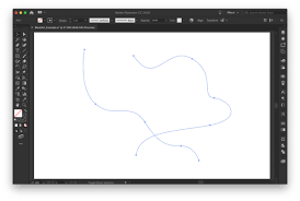 Create a line or shape using the line segment tool (/). Making Abstract Line Art In Illustrator Creativepro Network