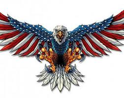 metal sign u s a american eagle 21 x12 man cave man cave decor garage decor wall art on american eagle metal wall art with metal eagle wall art etsy