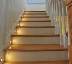 led stairwell lighting. Staircase Led Lighting Kit With The Stair Lights Looked Kind Of Stairwell