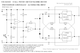 stall motor switch machine drivers cascaded delay circuits