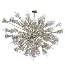 starburst crystal sputnik for