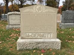 Jennie McDermott (1888-1894) - Find A Grave Memorial