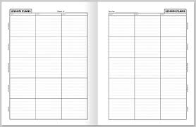 downloadable lesson plan templates blank lesson plan template