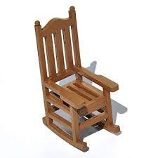 wooden rocking chairs. Wonderful Rocking Wooden Rocking Chair For Miniature Garden Fairy Garden And Chairs N