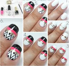 Easy Nail Art Designs At Home Easy Nail Art Designs For Beginners ...