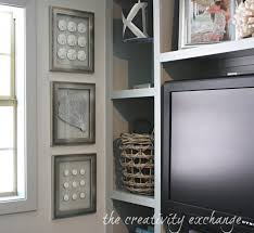 decor diy double sided glass frames for framing ss or dyed sea