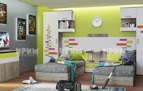 Цветни детски стаи по ваши изисквания. Detsko Obzavezhdane Detski Stai Ot Mebeli Nipes