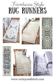 farmhouse style rugs farmhouse style rug runner ideas for the home things to know before choosing