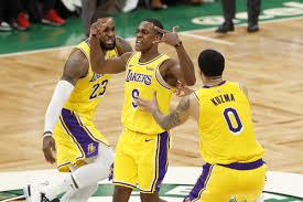 Laker Film Room: How the Lakers beat the Celtics ...