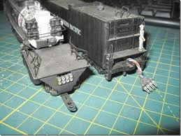 my model railroad restoration and remotoring a rivarossi cab forward the schematic below is the voltage regulator for the marker lights i use this circuit for the 1 5 volt lights in my passenger cars along either a aa