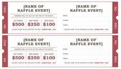 Sample Raffle Tickets 10 Best Free Printable Raffle Ticket Template Images Free