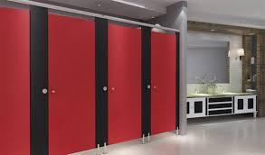commercial bathroom partition walls