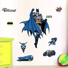 wall decal removable sticker batman fathead kids nursery baby decor art large au