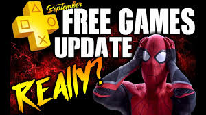 Maybe you would like to learn more about one of these? Ps Plus September 2021 Update On Free Games Spider Man No Way Home Gaming News Youtube