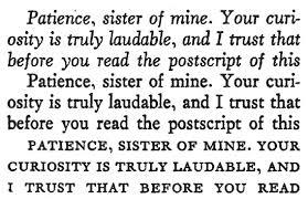 william addison dwiggins Фрагмент набранный шрифтом stuyvesant в publisher weekly от 1 сентября 1949 года Из дипломной работы Тиффани Уардл стр 108