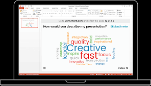 microsoft powerpoint examples powerpoint plugin mentimeter