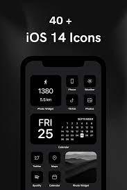 iOS 14 App Icons