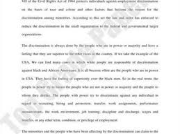philosophy essay topics practicing philosophy the practice of essay on racism and discrimination