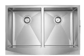 Arsumo 36 L X 22 W Double Basin Undermount Kitchen Sink Wayfair