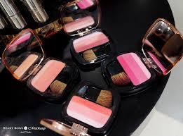 l oreal paris lucent magique blush palette swatches review india