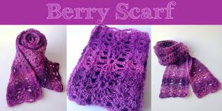 All Free Crochet Patterns Enchanting All Free Crochet Scarf Patterns Crochet And Knit
