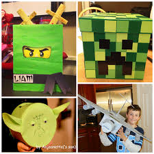 Boy Valentine Box Decorating Ideas Awesome Valentine Card Boxes Boys Will Love Crafty Morning 83