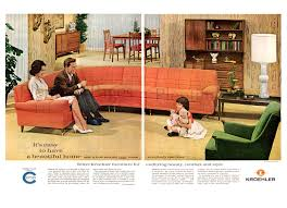 Retro Living Room Set Found A 1965 Sears Catalog And Wanted To Share Some Of The Fun