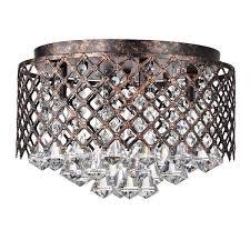 edvivi clara 4 lights antique copper