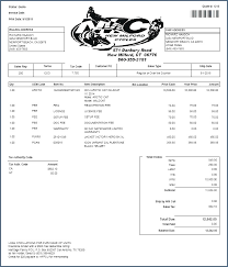 standard invoice templates invoice samples free publicassets us
