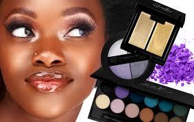 eye makeup for dark skin