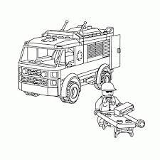Kleurplaat Lego City Trein Kids N Fun De 11 Ausmalbilder Von Lego