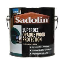 Superdec Colour Chart Sadolin Superdec Tinted Colours