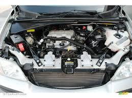2005 Chevrolet Venture LS Engine Photos | GTCarLot.com