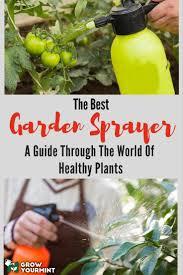best garden sprayer. Best Garden Sprayer