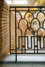 Art Deco balustrades - Google Search Like the Scallops
