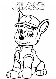 Here's another coloring sheet of paw patrol underwater adventures, and this time, it features skye. Paw Patrol Coloring Pages 120 Pictures Free Printable