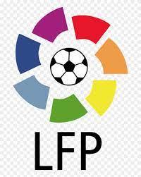 Spanish la liga team logos. Lfp Logo La Liga Santander Logo Png Free Transparent Png Clipart Images Download