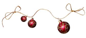 Resultado de imagen para separadores de blog navideños