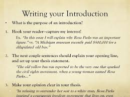 so you have to write a paper ppt 3 writing your introduction