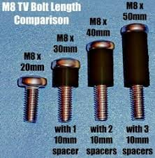 M8 Screw Size Chart Autochess Find Out Which Screw Size And Length Will Attach