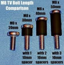 lg tv mounting screws. m8 tv mount screws lg tv mounting i