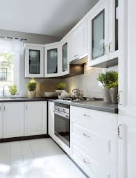 Small Picture Fitted Kitchen OLDER White Family Line European Modern Complete