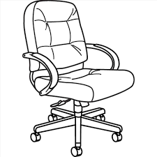 office chair drawing. Brilliant Chair 1900x1900 Office Chair Drawing Throughout Office Chair Drawing 0
