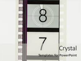 10 Filmstrip Countdown Powerpoint Templates W Filmstrip