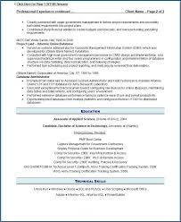How to Optimize a Two Page Resume   How To Write a Resume